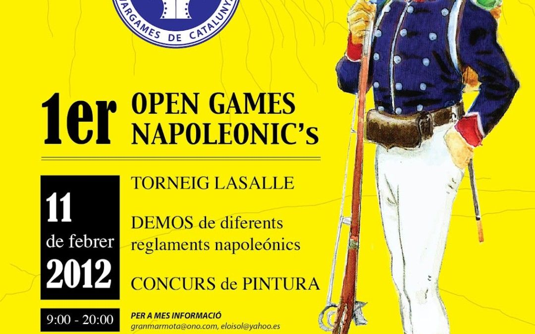 Open Games Napoleònic