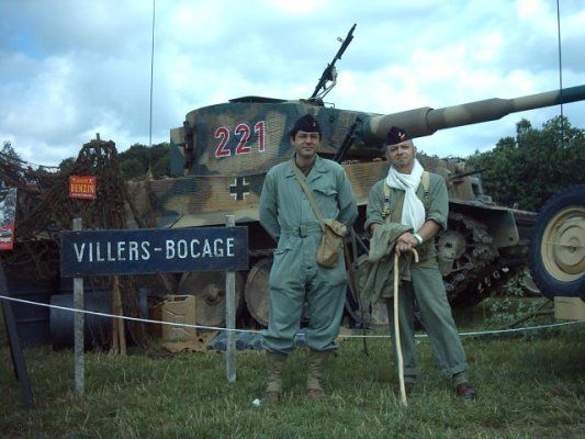Beltring, The War and Peace show