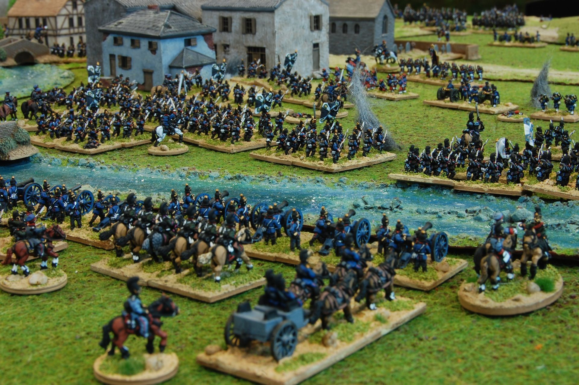 Guerra Franc-Prussiana, La batalla de Froeschwiller, amb 1870, 10mm