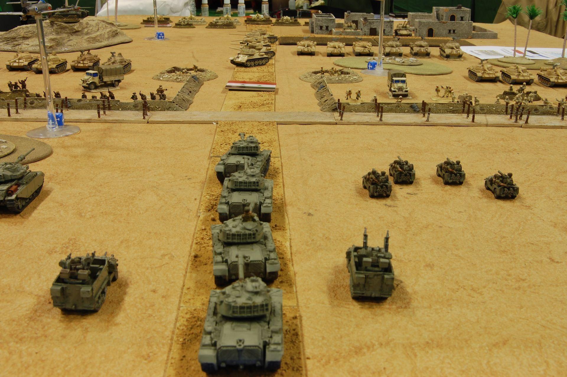 Guerra dels Sis Dies amb Flames of War