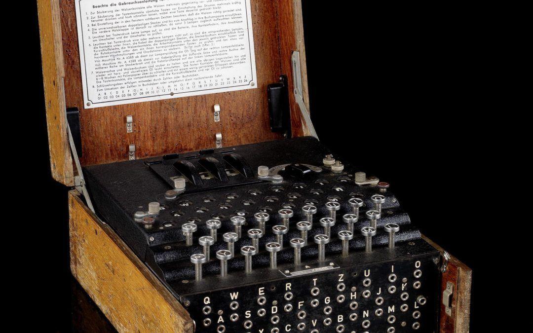 Alan Turing i la Màquina Enigma en Alpha Ares 2016