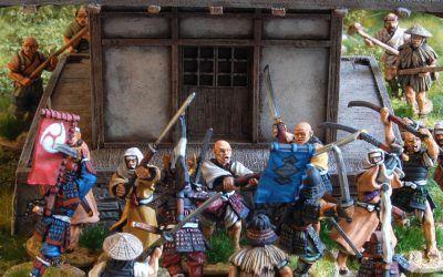 Samurais al Born