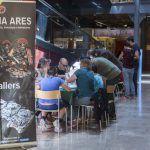 Jornada de Wargames. Club Alpha Ares.Museu d'Historia de Catalunya.