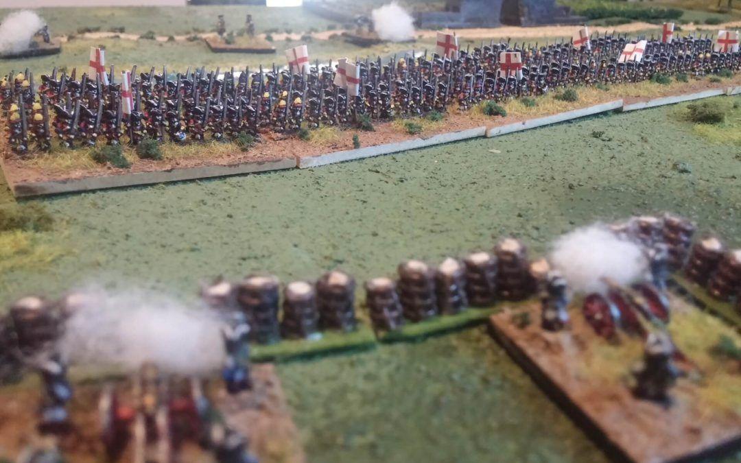Batalla deBlenheim(1704) DAU Històric amb Alpha Ares 2017