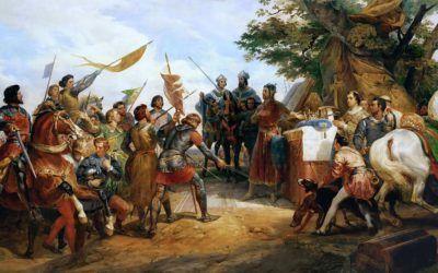 Batalla de Bouvines en DAU Histórico con Alpha Ares 2017