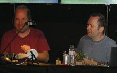 VIDEO: Alan y Michael Perry en DAU Histórico con Alpha Ares 2017