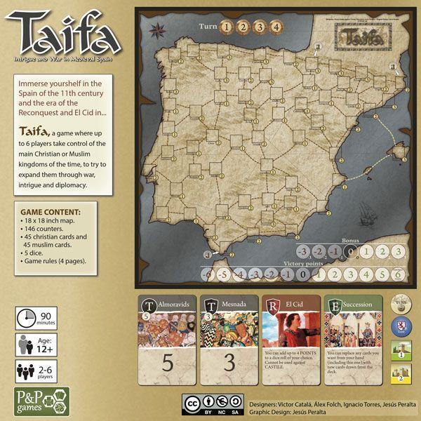 Taifa 2a edició