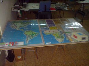 Setup del World in Flames
